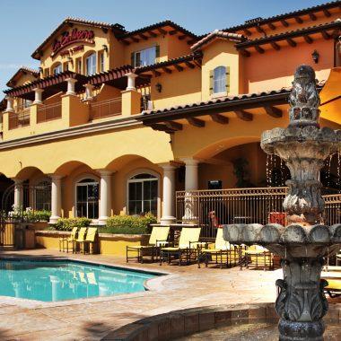 Paso Robles Hotels La Bellasera Hotel Amp Suites