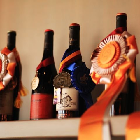 Clayhouse award winning wines